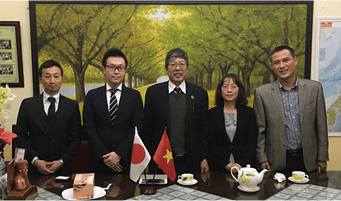 評判の良い日本の管理団体(組合)と<br>送出し機関をコーディネイト