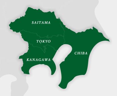 関東地区を中心に転職支援を行っています