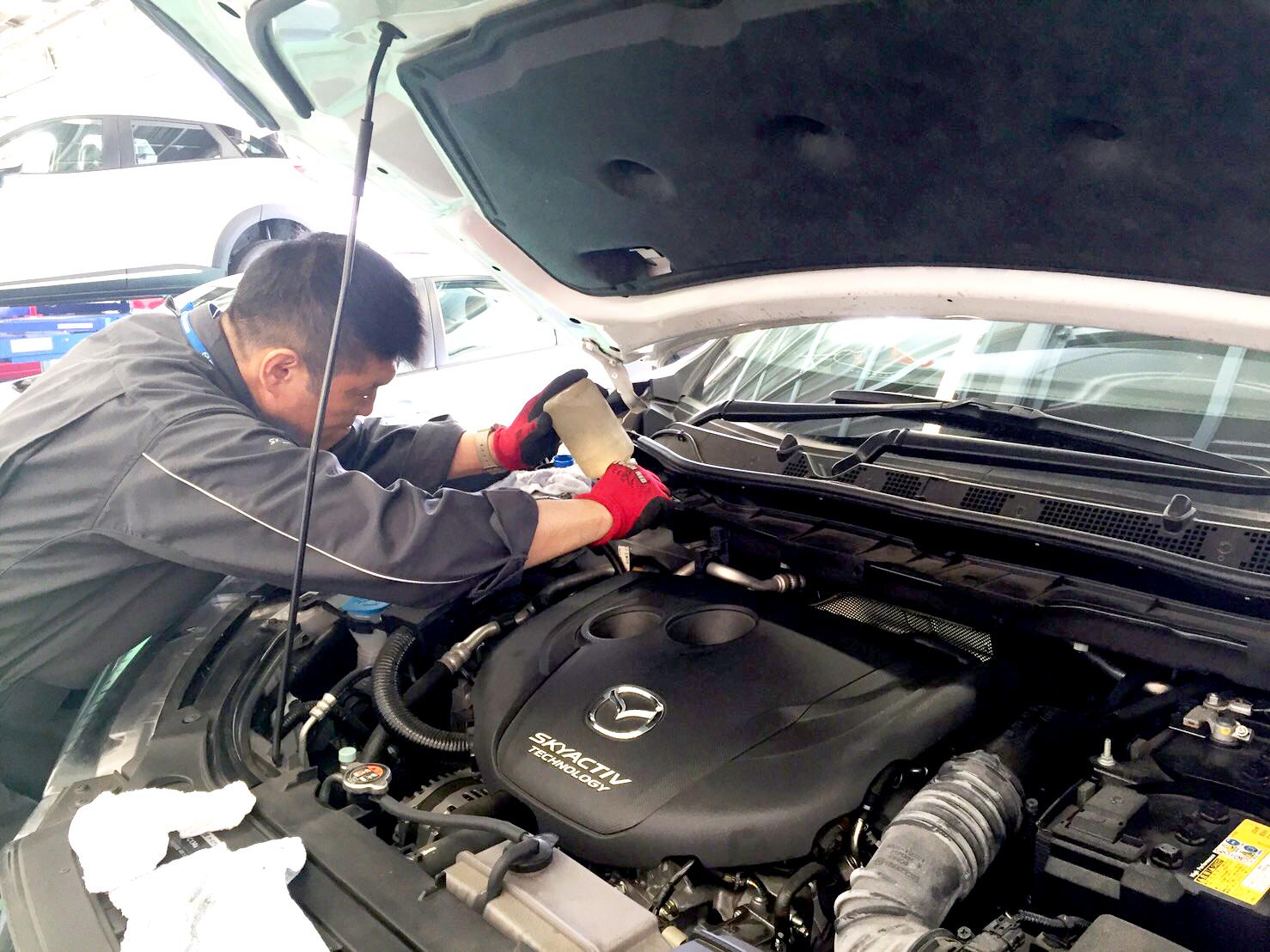 【東京都足立区】年間休日112日◆安定企業でしっかり稼ぐ◆大手国産車の整備士