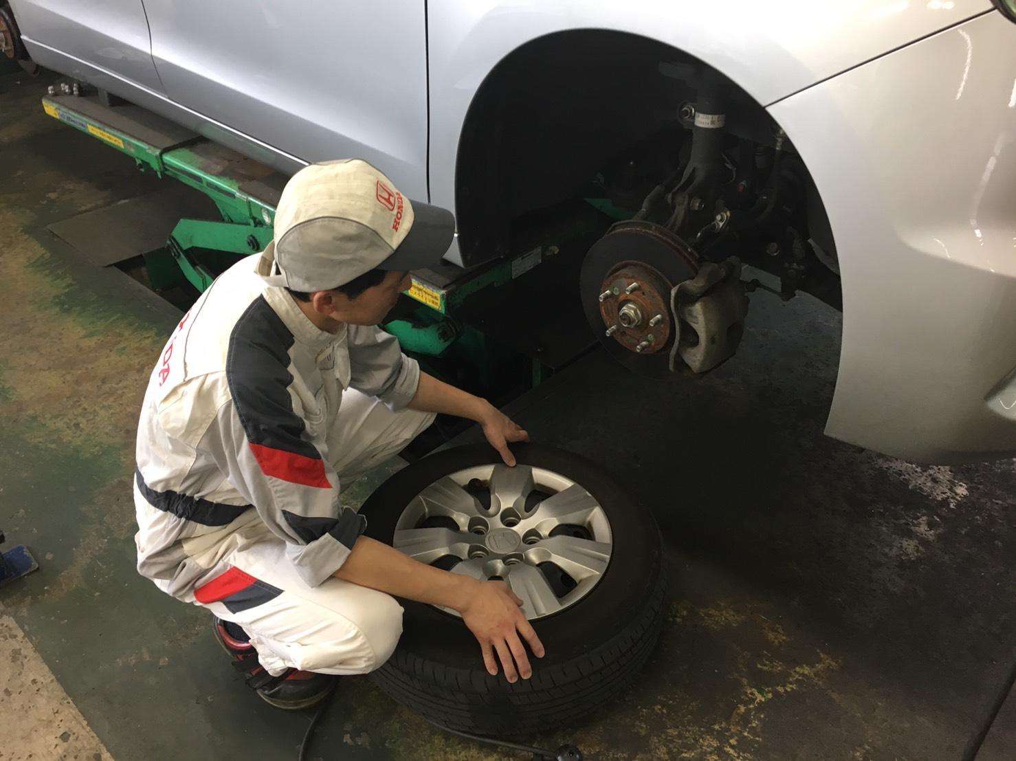 【東京都三鷹市】大手国産車ディーラーでメカニックのお仕事です!