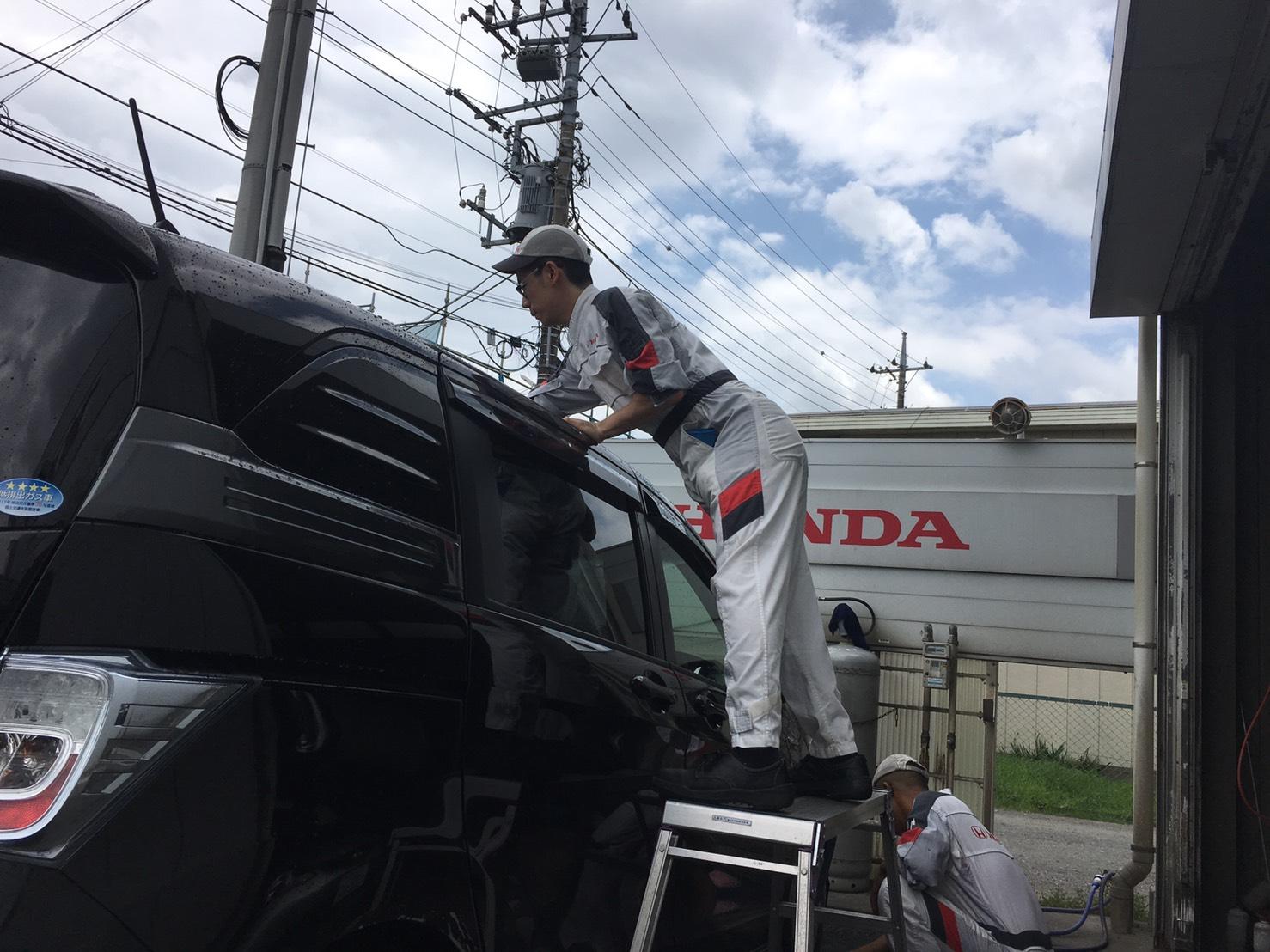 【埼玉県三郷市】自動車のプロフェッショナルとして一緒に働きませんか?【Honda】