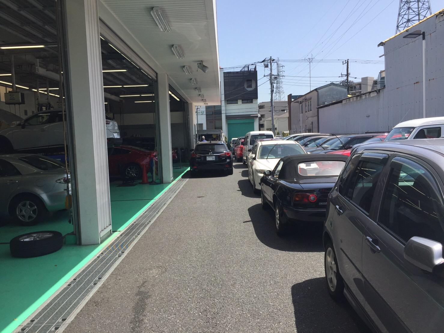 【神奈川県相模原市】大手国産車ディーラーだからこそ!安定を手に入れスキルもアップ!