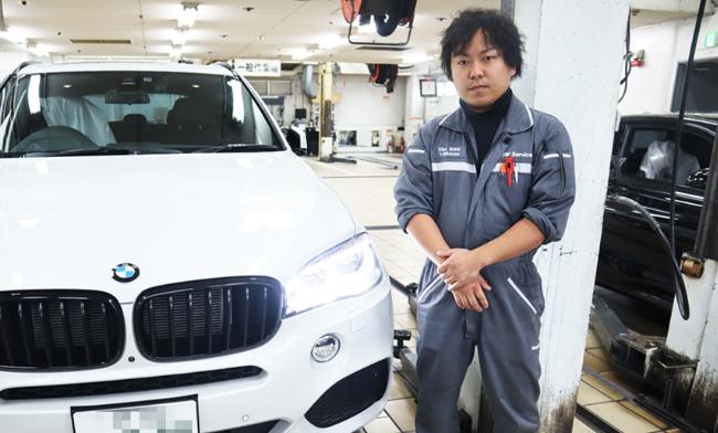 【正社員 大阪府(大阪市浪速区)】BMWの整備士求人 優秀な整備士が多いから成長できる!歩合で給与大幅アップ